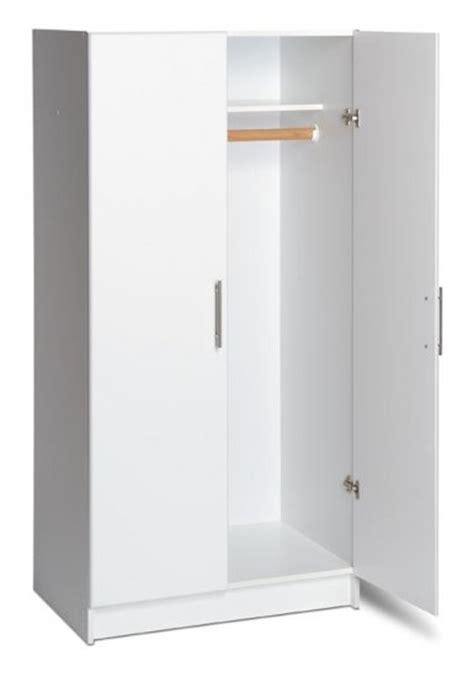 Wide Wardrobe Closet 32 inch wide wardrobe cabinet or storage closet
