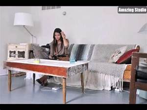 Vintage Möbel Selber Machen Youtube : m bel auf alt gemacht tisch m bel mit vintage look selber machen youtube ~ Orissabook.com Haus und Dekorationen