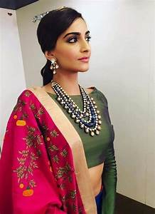 How to wear long sleeved saree blouses without looking matronly Quora