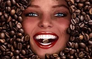 Кофейная маска для лица от морщин