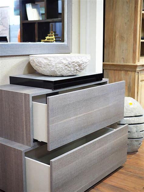 Mobili Bagno Grigio by Mobile Bagno Grigio Minimal In Offerta Compreso Di Specchio