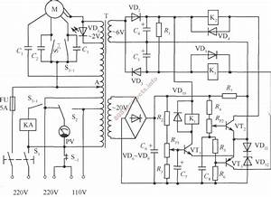 Diagram Voltage Regulator For Generator