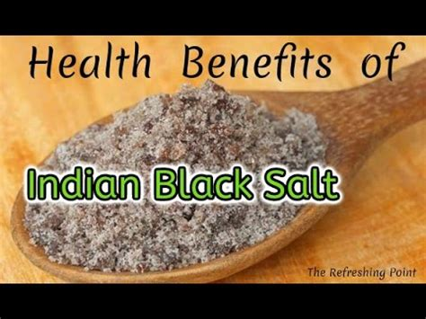 health benefits of salt ls indian black salt hair skin and health benefits that you