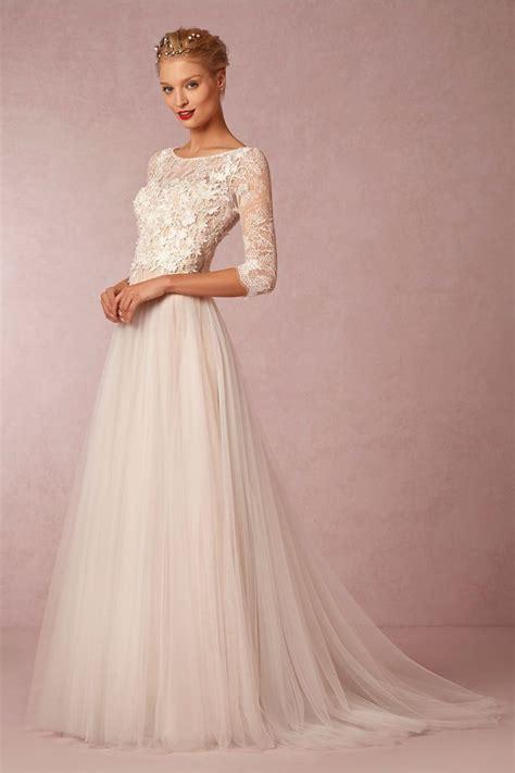 New Wedding Dresses For Spring 2015 At Bhldn Weddings