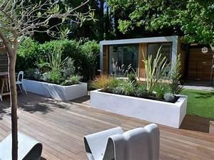 Deco terrasse zen for Amenagement terrasse et jardin photo 18 deco wc insolite