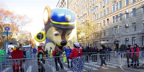 macys thanksgiving day parade  accion de gracias en nyc