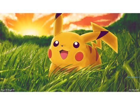 Anime Pikachu Wallpaper - pikachu wallpapers