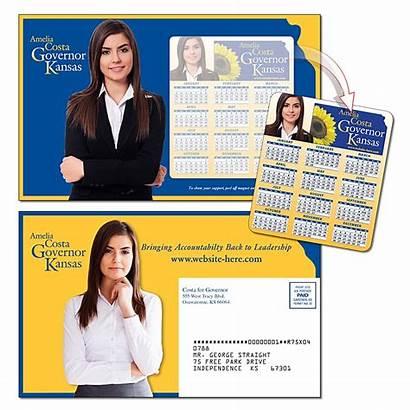 Political Postcard Mailers Mailer Magnets Magnet Postcards