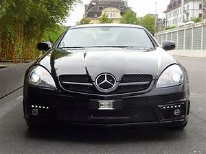 Mercedes Cabriolet Slk : mercedes benz slk klasse r171 cabriolet slk 55 v8 amg mercedes slk 171 windscreen pinterest ~ Medecine-chirurgie-esthetiques.com Avis de Voitures
