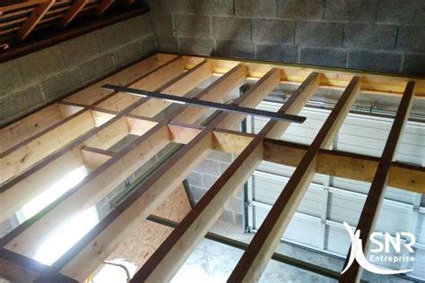 isoler un garage pour faire une chambre transformer un garage en pièce habitable avec snr entreprise