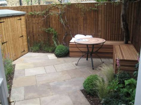 Terraced House Backyard Ideas by Wandsworth Small Garden Club