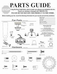 55  Hunter Ceiling Fans Parts And Accessories