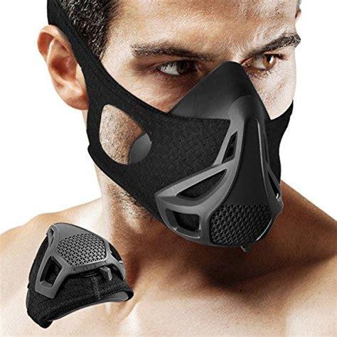 Training Mask - 4 Level Air Flow Regulator Sport Exercise