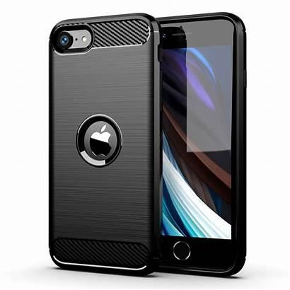 Iphone Case Fiber Carbon Generation Se2 2nd