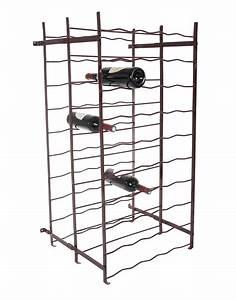 Casier A Bouteille Metallique : casier 100 bouteilles double tom press ~ Melissatoandfro.com Idées de Décoration