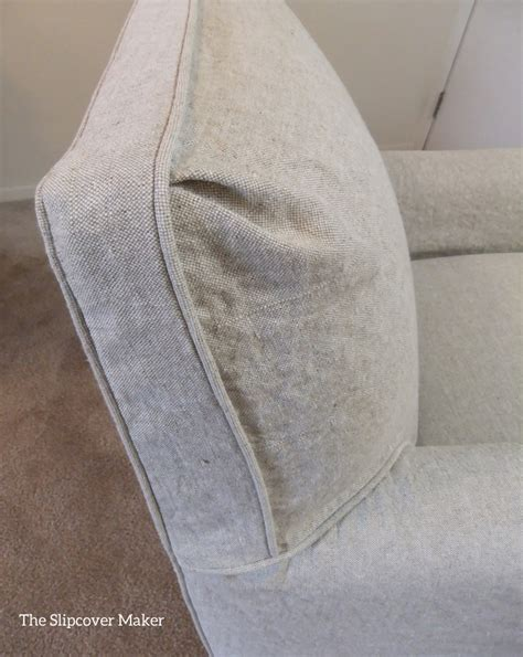 linen chair slipcover linen the slipcover maker