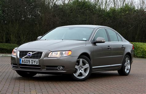 Volvo S80 Saloon Review 2006 2018 Parkers