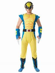 Wolverine Costume Adult