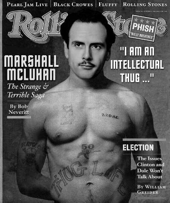"""Podcast 560  """"mckenna's Thoughts About Marshall Mcluhan"""