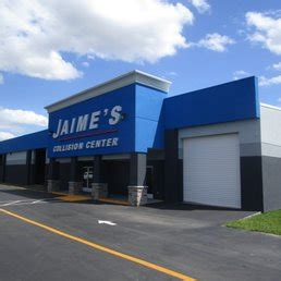 jaimes collision center haines city auto repair