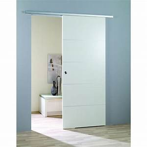 PORTE INTERIEURE COULISSANTE INFINITY Hoffmanns