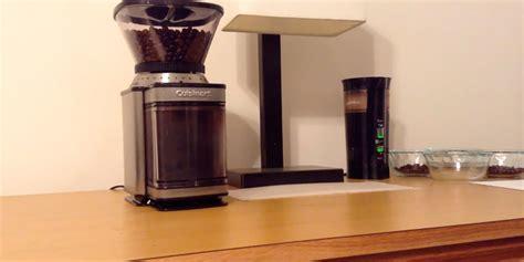 The dual plated ceramic burr grinder has 18. 5 Best Burr Coffee Grinders Reviews of 2020 in the UK - BestAdvisers.co.uk