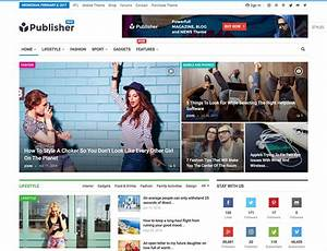 45 best magazine wordpress themes 2018 athemes for News aggregator template