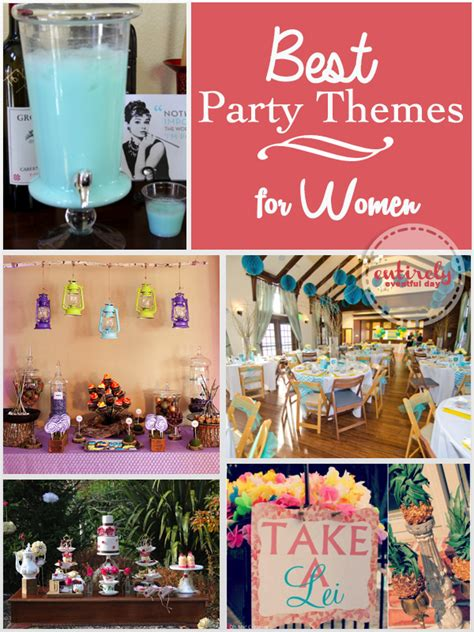 50s decorating ideas the best themes for entirely eventful day