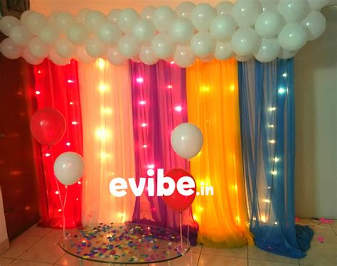 top  simple  elegant babyshower balloon decorations