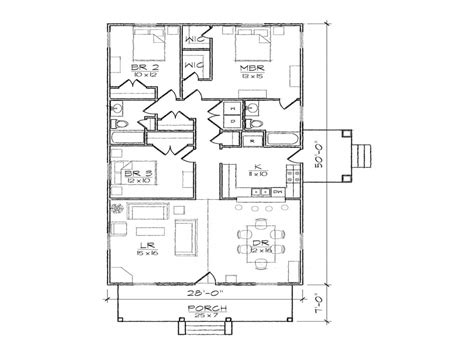 house plans for narrow lots narrow lot bungalow house floor plans craftsman narrow lot
