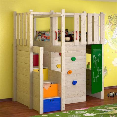 kindermöbel selber bauen die besten 25 klettern kinderzimmer ideen auf