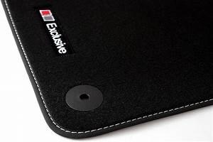 Tapis Audi A3 S Line : exclusive line tapis de sol pour audi a3 8v sportback ann e 2013 tapis de voiture pour audi ~ Dode.kayakingforconservation.com Idées de Décoration