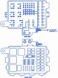 1987 Chevy K2500 Fuse Box Diagram