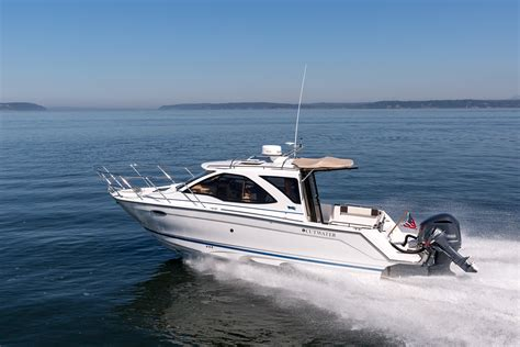Cutwater Boats Performance fluid motion honored as manufacturer of the year by