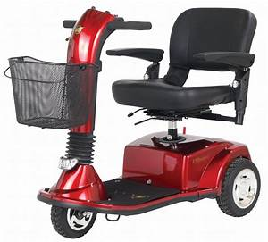 The Importance of A Mobility Scooter for Elderly - Amazing ...