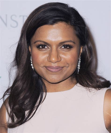 mindy kaling hairstyles hair cuts and colors