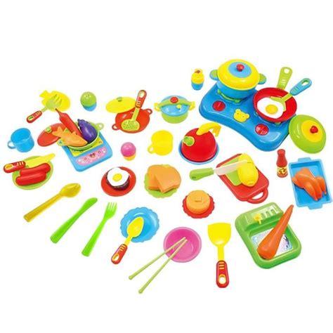 jouet cuisine tefal vococal 60pcs cuisine jouets pour enfant jouets en