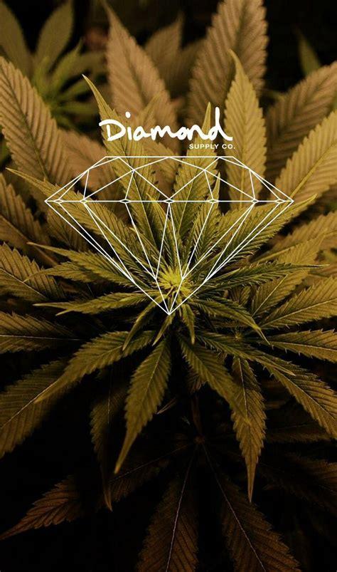 wallpapers iphone  diamondweed stoner pinterest
