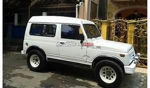 Suzuki Katana Long Bri Manual Putih 1991