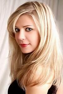 Coupe Mi Long Blond : coupe de cheveux blond long ~ Melissatoandfro.com Idées de Décoration