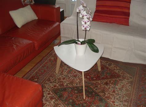 table basse pieds en bois de palette photo de 1 meubles