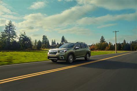 2019 Subaru Forester Debuts In New York, Looks Familiar