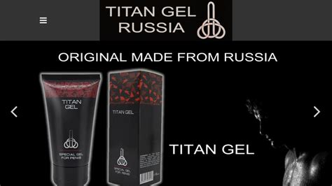 titan gel murah original