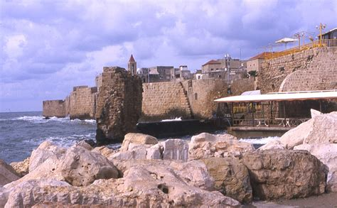 Akko - Saint-Jean d'Acre (Israël)