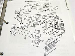 Ford 8700  9700 Tractor Factory Service Manual Repair Shop Book New With Binder