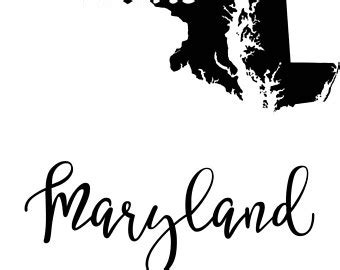 Get crafting with this exclusively designed lovesvg freebie. Maryland Clipart | Free download on ClipArtMag