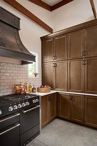 Rustic Kitchen Design  Cabinet Door Style 540 Maple Truffle