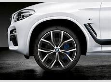 BMW M Performance BMW X2, BMW X3, BMW X4 F39 G01