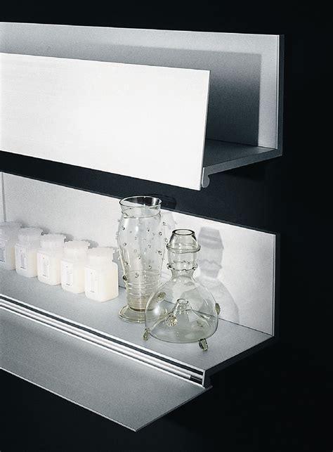 mensole bagno design le mensole bagno design minimale in alluminio di boffi