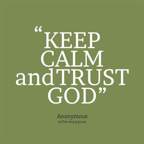 trust god quotes  sayings quotesgram